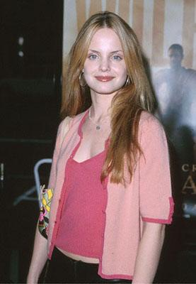 Mena Suvari at the Beverly Hills Academy Theater premiere for Dreamworks' Gladiator