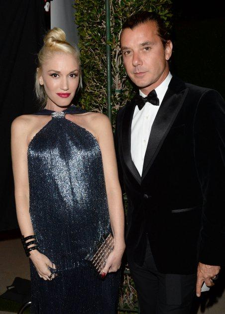 Gwen Stefani and Gavin Rossdale -- Getty Images