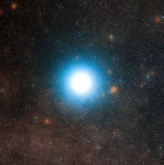 Hunt for Closest Alien Planet Gets Rare Boost From Stellar Alignment