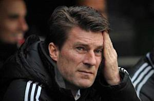 Laudrup: Swansea 'can do better' converting its chances
