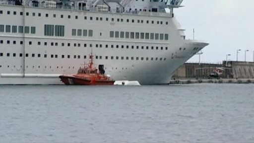 Five crew killed in cruise ship safety drill