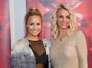 X Factor USA's Britney Spears And Demi Lovato 'Were Screaming' After Storm Stopped Auditions