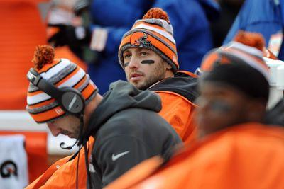 Brian Hoyer out, Connor Shaw will start for Browns, per report
