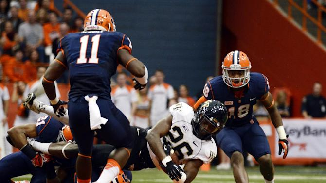 Syracuse on upswing after inconsistent play