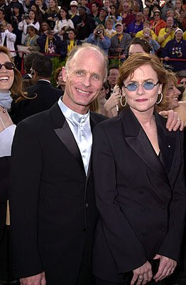 Ed Harris and Amy Madigan 73rd Academy Awards Los Angeles, CA  3/25/2001