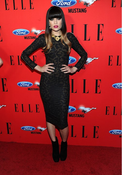 Third Annual ELLE Women In Music Event - Arrivals