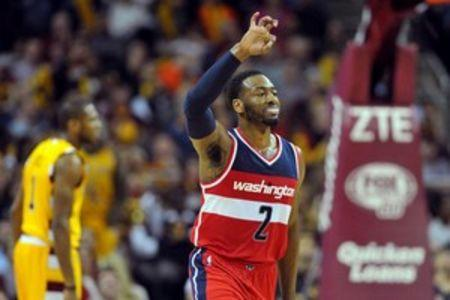 Wall powers Wizards past Cavaliers