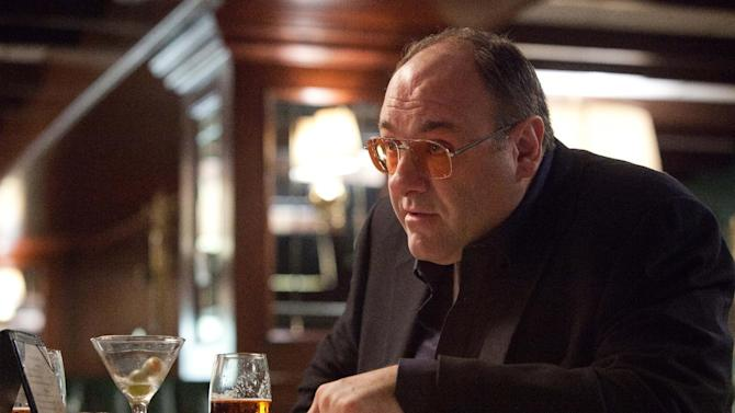 """FILE - This undated publicity film image released by The Weinstein Company shows James Gandolfini in a scene from """"Killing Them Softly."""" (AP Photo/The Weinstein Company, Melinda Sue Gordon, File)"""