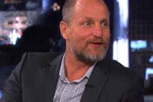 Woody Harrelson on Jimmy Kimmel: I Was Hung Over at 'Free Birds' Premiere