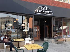 Broadway coffeehouse in Detroit, Michigan is still …