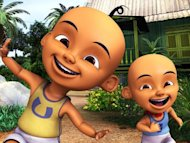 Upin & Ipin berganding dengan Hong Leong Bank