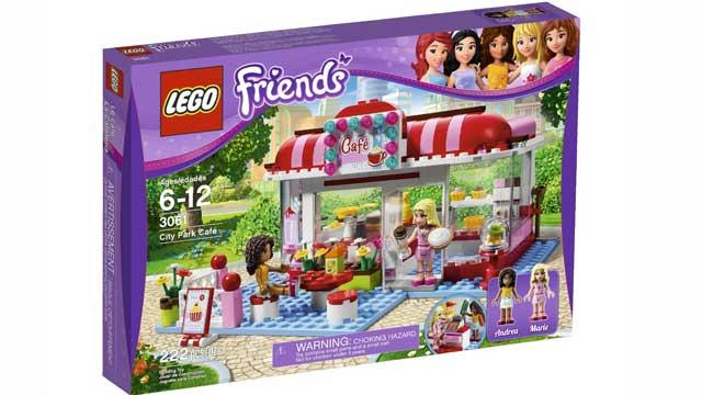 Lego Friends Triples Sales to Girls Despite Feminist Critique
