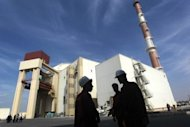 Iran&#39;s Russian-built nuclear reactor in Bushehr. Iran has called on the West to look to lifting its sanctions if it wants to quickly resolve the showdown over Tehran&#39;s disputed nuclear activities, and hinted it could make concessions on uranium enrichment in return