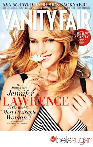 Jennifer Lawrence&#39;s Vanity Fair Cover: How to Get Her Sexy Hairstyle