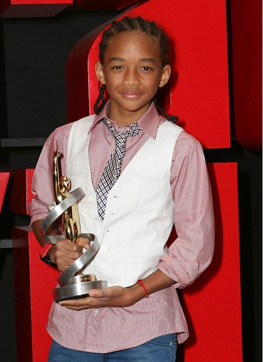2010 ShoWest Jaden Smith