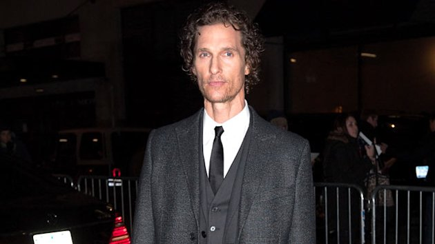McConaughey on Gaining Weight (ABC News)