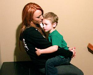 Maci Bookout Defends Spanking Son Bentley After Being Maci Premiere