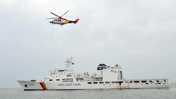 A Chinese fisherman has died following a clash in which live rounds were fired between the South Korean coastguard and a number of Chinese vessels suspected of illegal fishing