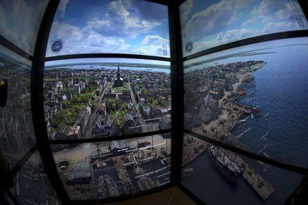 NYC's One World Observatory offers panoramic views, painful memories