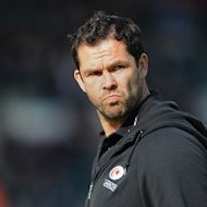 Andy Farrell recently signed a deal to return to England&#39;s coaching staff