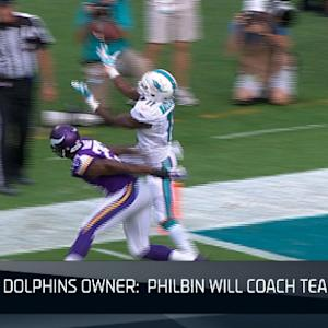 Philbin will stay Dolphins' coach in 2015