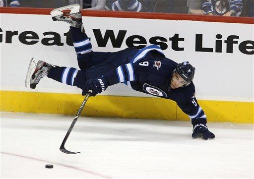 Little scores in OT, Jets beat Panthers 3-2