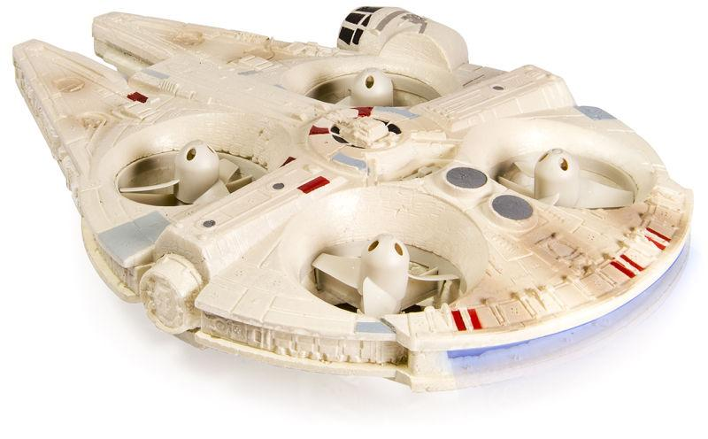 Happy #ForceFriday! Here's how you can order your own Millennium Falcon drone
