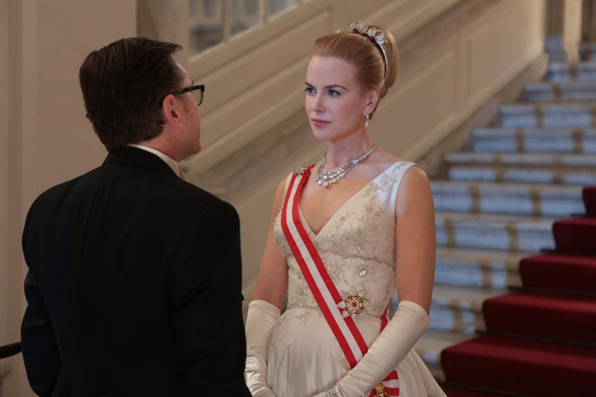 'Grace of Monaco' screenwriter dismantles the film in live Tweet session