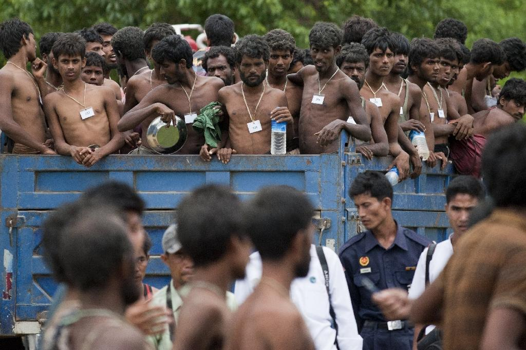Thai summit to spotlight Myanmar, Bangladesh over migrant crisis