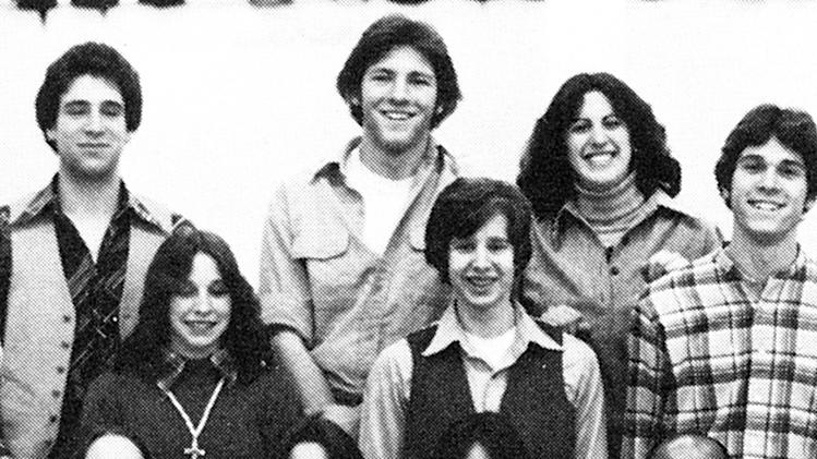 James Gandolfini Yearbook Photos