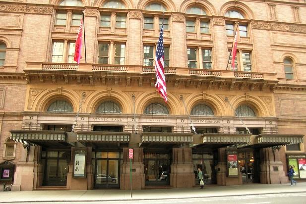 Stagehands Strike Forces Carnegie Hall to Cancel Opening-Night Concert
