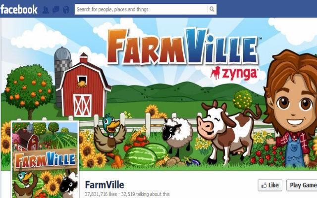 Facebook Stock Drops 3% After Zynga Cuts Sales Outlook