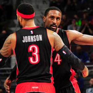 Dunk of the Night: James Johnson