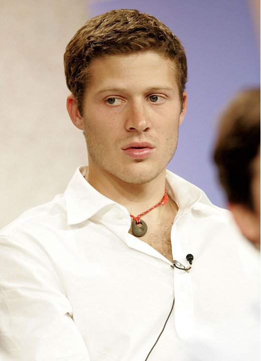 Zach Gilford at the NBC Press Tour.