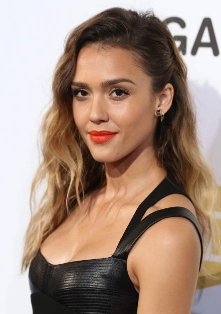Jessica Alba attends the Spike TV's 10th Annual Video Game Awards at Sony Studios on December 7, 2012 in Los Angeles -- WireImage