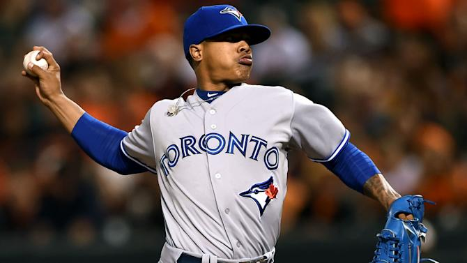 Blue Jays ace Marcus Stroman motivated by doubters despite struggles
