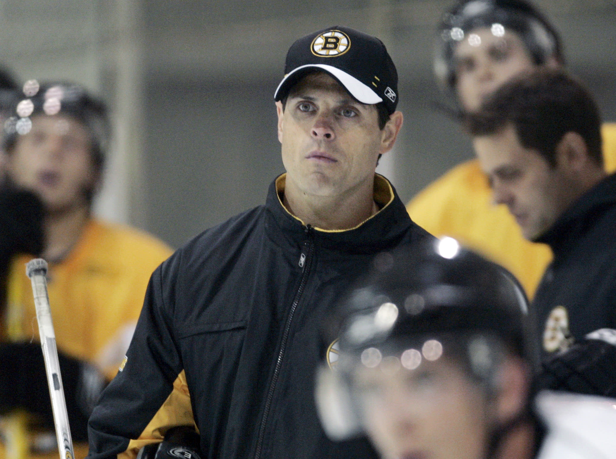 Boston Bruins elevate Don Sweeney to general manager