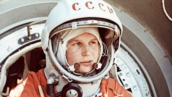 50 Years Ago, 1st Woman to Fly in Space Wore World's 1st Mission Patch