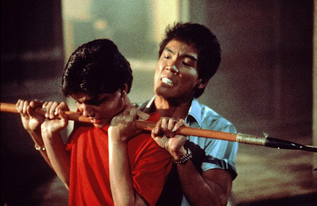 The Karate Kid Part II 1986 Columbia Pictures Yuji Okumoto Ralph Macchio