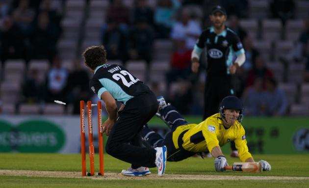 Cricket - Friends Life Twenty20 - South Group - Hampshire Royals v Surrey Lions - The Ageas Bowl