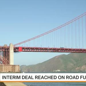 Interim Deal Reached on Road Funds