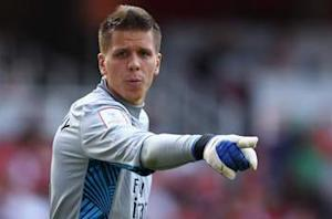 Wenger: Szczesny will remain Arsenal's first choice