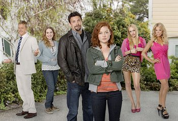"We're looking forward to spending time in ""Suburgatory"" (Craig Sjodin/ABC)"