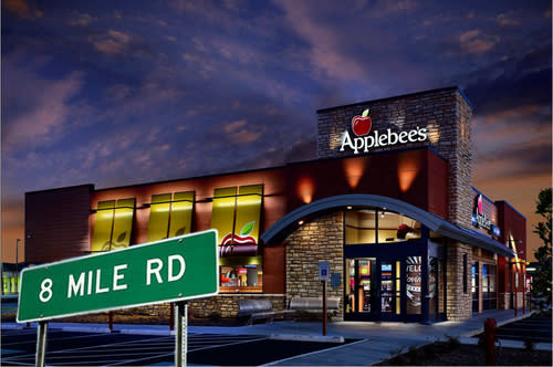The Saddest Celebrations: Coming Soon to 8 Mile: Detroit's First Applebee's Ever
