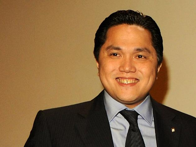 Thohir calls for Inter patience