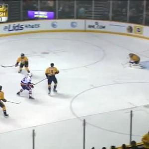 Pekka Rinne Save on Frans Nielsen (05:40/2nd)