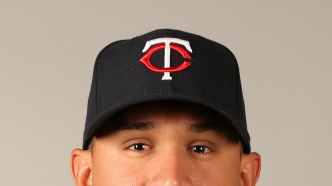 Oswaldo Arcia Baseball Headshot Photo