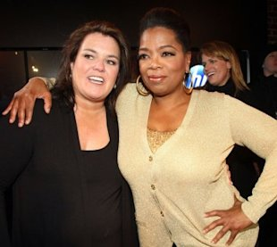 Rosie O'Donnell to move in to Oprah's studio