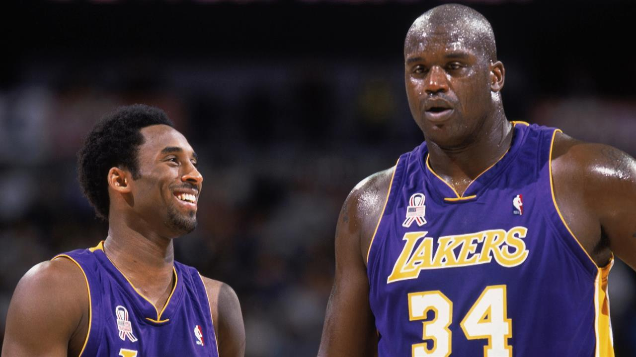 Barkley: I hope Shaq and Kobe become friends
