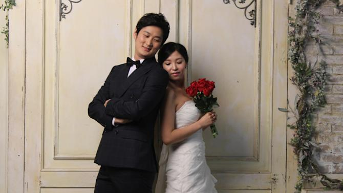 Image industry weds Korea cool to China's new rich